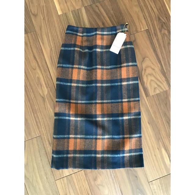 Rope' Picnic(ロペピクニック)のロペピクニック チェック スカート レディースのスカート(その他)の商品写真