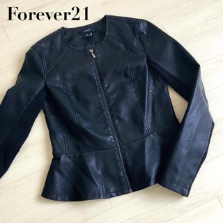 FOREVER 21 - Forever21 ノーカラージャケット♡