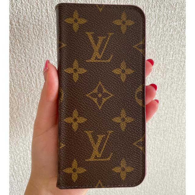 LOUIS VUITTON - ルイ・ヴィトン iphonex ケースの通販