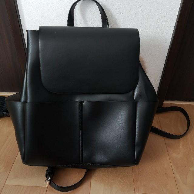 しまむら(シマムラ)のプチプラのあや リュック レディースのバッグ(リュック/バックパック)の商品写真