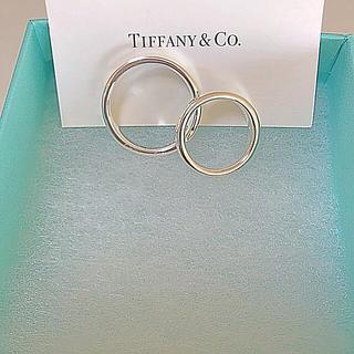 Tiffany & Co. - ティファニーリング(ペア)