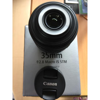 Canon - CANON EFS35mm Macro IS STM