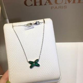 ショーメ(CHAUMET)のCHAUMET ネックレス  正規品 刻印あり(ネックレス)