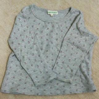 サンカンシオン(3can4on)の3カン4オン ロンT 90(Tシャツ/カットソー)