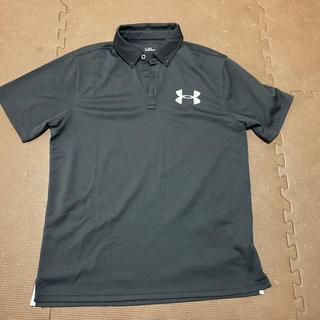 UNDER ARMOUR - アンダーアーマーの襟付きシャツ、サイズメンズXL