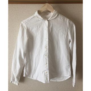 MUJI (無印良品) - 白シャツ Sサイズ
