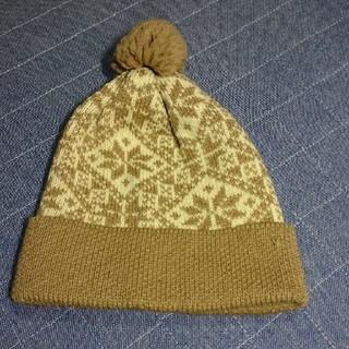 シップス(SHIPS)のウールニット帽子(ニット帽/ビーニー)