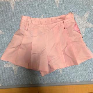 セシルマクビー(CECIL McBEE)のプリーツスカート(ミニスカート)
