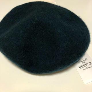 Maison de Reefur - MAISON DE REEFUR   ベレー帽  メゾンドリーファー