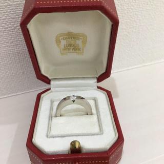 カルティエ(Cartier)のカルティエ ダイヤリング(リング(指輪))