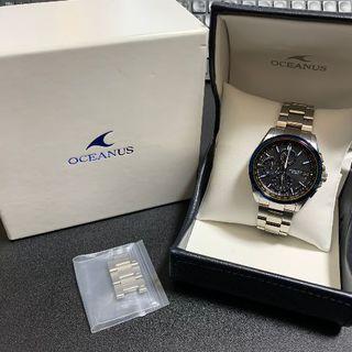 カシオ(CASIO)のオシアナス OCW-T2600G-1AJF(腕時計(アナログ))