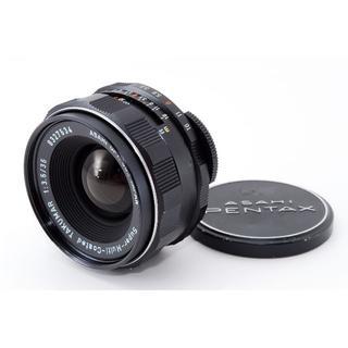 PENTAX - ★オールドレンズ★PENTAX TAKUMAR 35mm F3.5