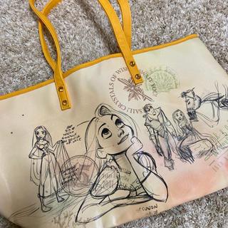 ディズニー(Disney)のラプンツェル 15周年限定バッグ(トートバッグ)