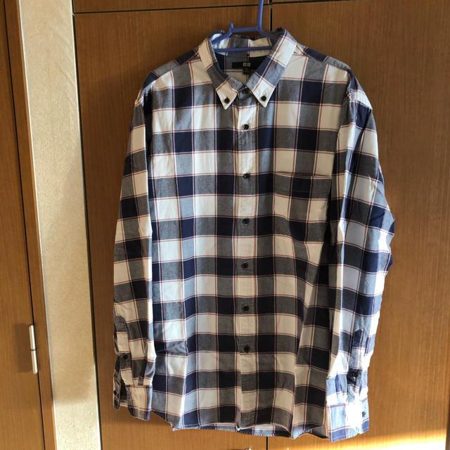 UNIQLO(ユニクロ)のユニクロ   メンズ チェックシャツ メンズのトップス(シャツ)の商品写真