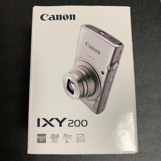 Canon - Canon IXY 200 シルバー