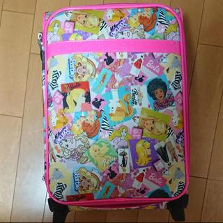 バービー(Barbie)のBarbie スーツケース キャリーバッグ(スーツケース/キャリーバッグ)