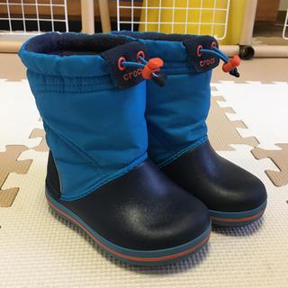 crocs - クロックス長靴15センチ