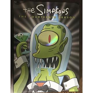 ディズニー(Disney)のザ・シンプソンズ Simpsons シーズン14 DVDコレクターズBOX(TVドラマ)