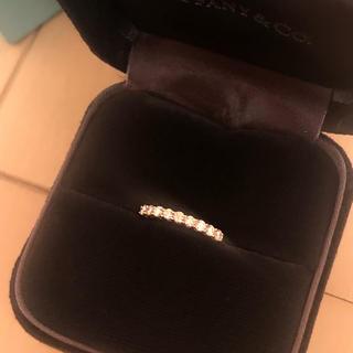 ティファニー(Tiffany & Co.)のティファニー エンブレイス ピンクゴールド(リング(指輪))