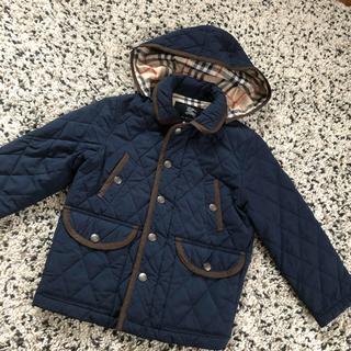 バーバリー(BURBERRY)の美品 バーバリー コート キルティング ジャケット(コート)