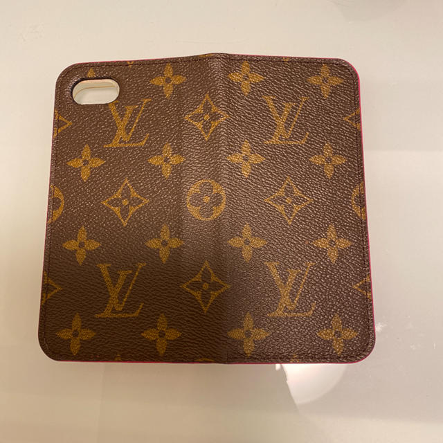 LOUIS VUITTON - iphone8カバーの通販