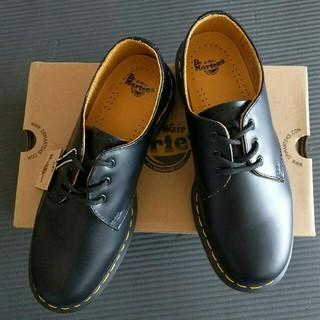 ドクターマーチン(Dr.Martens)のUK6 Dr.Martensドクターマーチン 1461 3ホール 新品 革靴(ローファー/革靴)