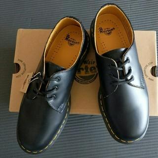 Dr.Martens - UK7 Dr.Martensドクターマーチン 1461 3ホール 新品 革靴