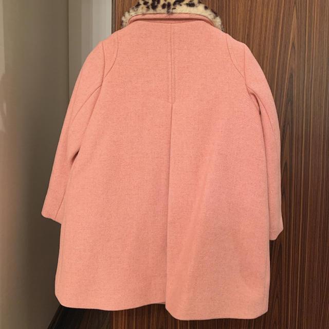 Bonpoint(ボンポワン)のボンポワン 19AW アウター コート 4a キッズ/ベビー/マタニティのキッズ服女の子用(90cm~)(コート)の商品写真