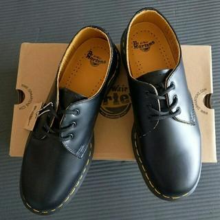 Dr.Martens - UK8 Dr.Martensドクターマーチン 1461 3ホール 新品 革靴