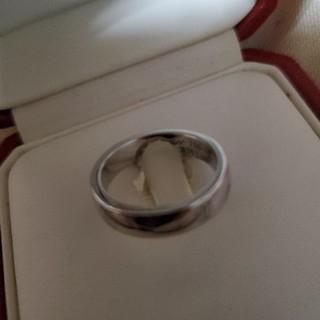 カルティエ(Cartier)の値下げカルティエハッピーバースデーリング8号(リング(指輪))