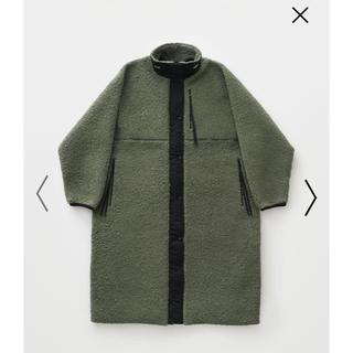 HYKE - 完売 新品タグHYKE the north face tec boa coat