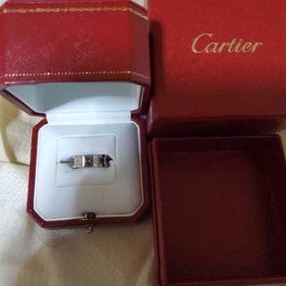 カルティエ(Cartier)のカルティエC2リング7号(リング(指輪))