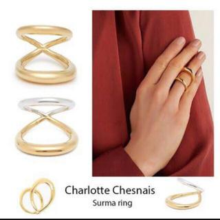 エストネーション(ESTNATION)のゆかちゃそ様専用 シャルロットシェネ siler 925 Surma  ring(リング(指輪))