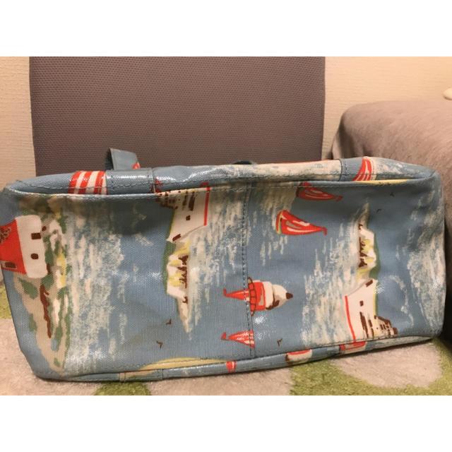 Cath Kidston(キャスキッドソン)のCathKidston バッグ 水色 レディースのバッグ(ボストンバッグ)の商品写真