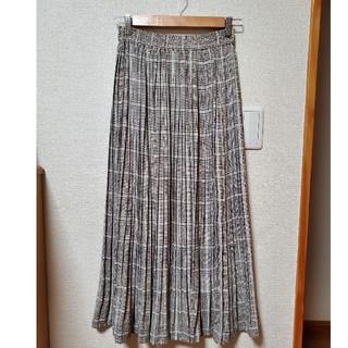 SHIPS - SHIPSプリーツスカート