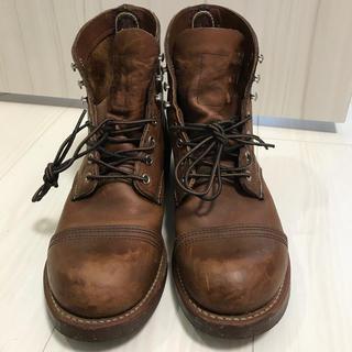 レッドウィング(REDWING)のレッドウィング 8111 25.5cm(ブーツ)