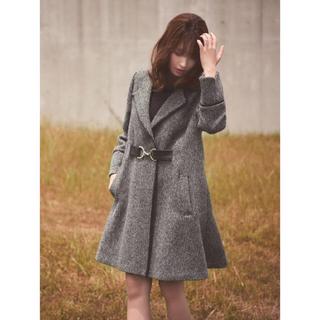 Rirandture - 新作 リランドチュール   裾フレアAラインコート