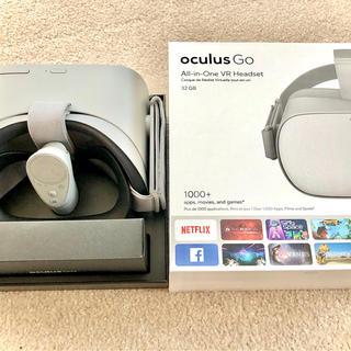 Oculus Go 32GB 新品 未使用 開封済