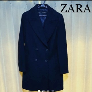 ZARA - 【未使用】ZARAコート 値下げ!