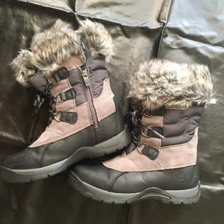 ティンバーランド(Timberland)のレディース/キッズ TIMBERLAND 防水防滑ブーツ(ブーツ)