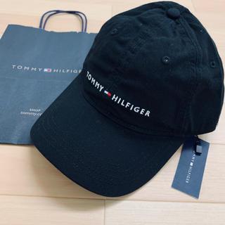 TOMMY HILFIGER - ★Tommy Hilfiger【新品未使用タグ付き】大人気のフラッグロゴキャップ