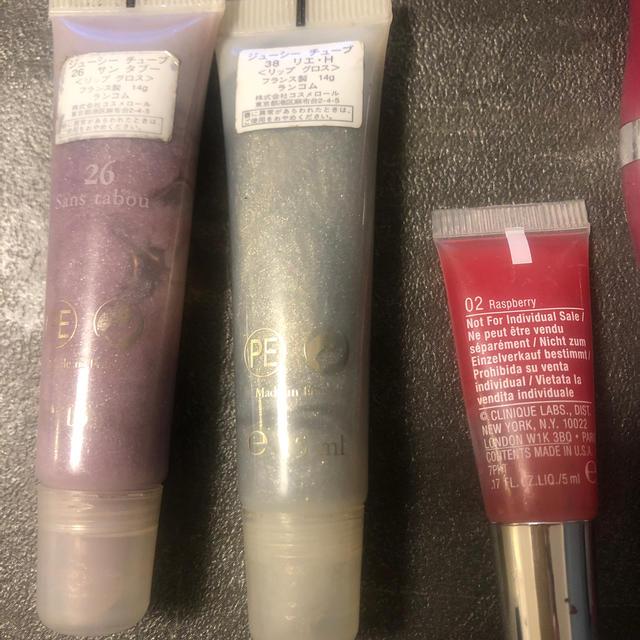 Dior(ディオール)のグロス リップメイク まとめ売り コスメ/美容のキット/セット(コフレ/メイクアップセット)の商品写真