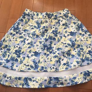 セシルマクビー(CECIL McBEE)のスカート(ひざ丈スカート)