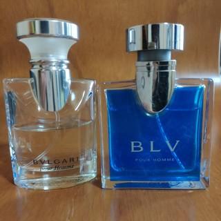 BVLGARI - ブルガリプールオム30ml+ブループールオム30ml
