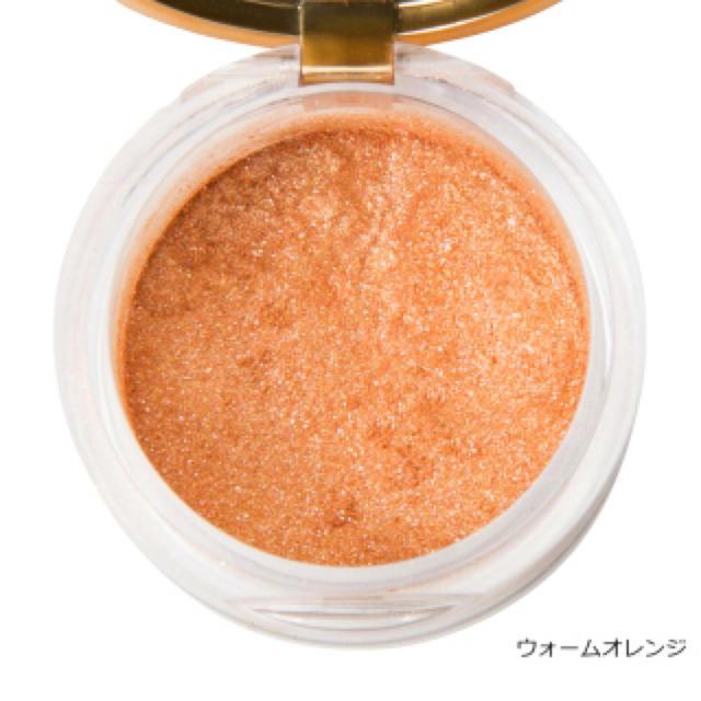 Cosme Kitchen(コスメキッチン)のミネラルピグメント * ウォームオレンジ コスメ/美容のベースメイク/化粧品(アイシャドウ)の商品写真