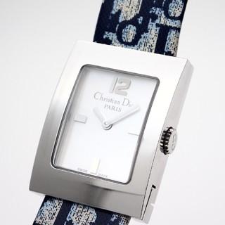 クリスチャンディオール(Christian Dior)の【ChristianDior】ディオール'マリス' ☆ホワイトシェル☆(腕時計)