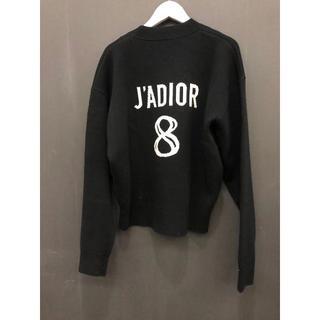 """ディオール(Dior)のDior """"J'adior 8"""" 刺繍入り セーター D(ニット/セーター)"""