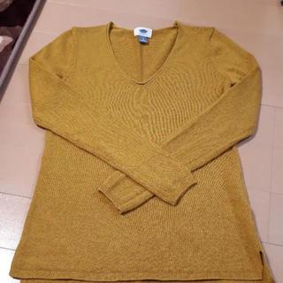 オールドネイビー(Old Navy)のvネックセーター(ニット/セーター)