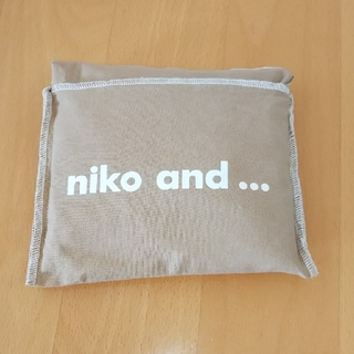 niko and... - ニコアンド  エコバッグ