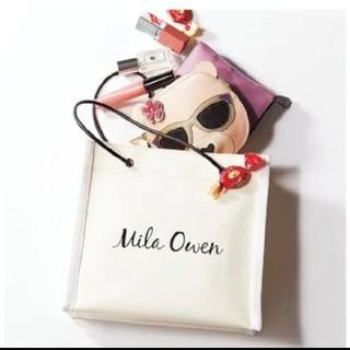 ミラオーウェン(Mila Owen)の129 JJ 1月号 付録(トートバッグ)